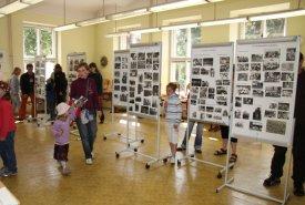 Fotografie ze Zámeckých oslav 150 let od otevření nové školní budovy