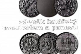 Mezi orlem a pannou. Výběr z díla českého sochaře a medailéra