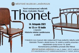 THONET ve stálé expozici Historie města Lanškrouna a okolí